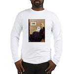 Whistlers / Eskimo Spitz #1 Long Sleeve T-Shirt