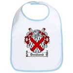 Desmond Coat of Arms Bib