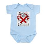 Desmond Coat of Arms Infant Creeper