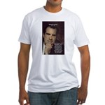 Inspiration President Nixon Fitted T-Shirt