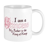 I am a princess King of Kings Coffee Mug