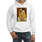 Kiss / Eskimo Spitz #1 Hooded Sweatshirt