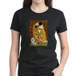 Kiss / Eskimo Spitz #1 Women's Dark T-Shirt