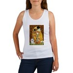 Kiss / Eskimo Spitz #1 Women's Tank Top