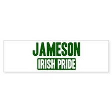Jennings irish pride Bumper Sticker (50 pk)