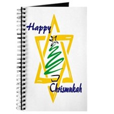 Happy Chrismukah Journal