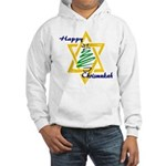 Happy Chrismukah Hooded Sweatshirt