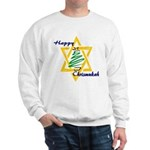 Happy Chrismukah Sweatshirt