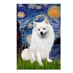Starry / Eskimo Spitz #1 Postcards (Package of 8)