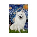 Starry / Eskimo Spitz #1 Rectangle Magnet (100 pac