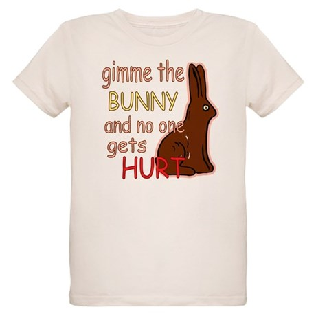 Funny Easter Organic Kids T-Shirt