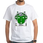 Dixon Coat of Arms White T-Shirt