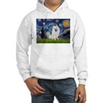 Starry / Eskimo Spitz #1 Hooded Sweatshirt