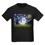 Starry / Eskimo Spitz #1 Kids Dark T-Shirt