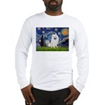 Starry / Eskimo Spitz #1 Long Sleeve T-Shirt