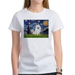 Starry / Eskimo Spitz #1 Women's T-Shirt