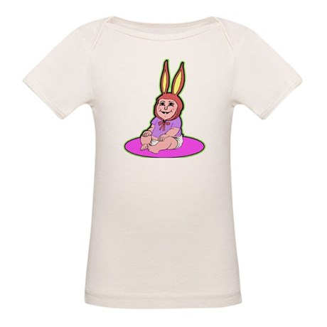 Funny Bunny Organic Baby T-Shirt