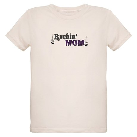 Rockin Mom Organic Kids T-Shirt