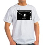 Motivation Richard Nixon Ash Grey T-Shirt