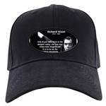 Motivation Richard Nixon Black Cap