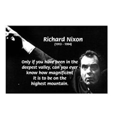 Motivation Richard Nixon Postcards (Package of 8)