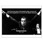 Motivation Richard Nixon Small Poster