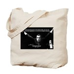 Motivation Richard Nixon Tote Bag