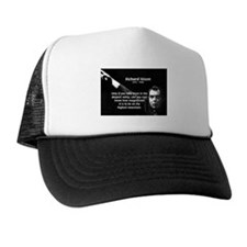 Motivation Richard Nixon Trucker Hat