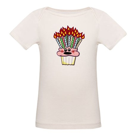 30th, 40th, 50th Birthday Organic Baby T-Shirt