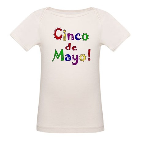 Cinco de Mayo Organic Baby T-Shirt