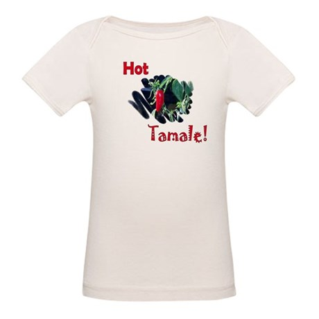 Hot Tamale Organic Baby T-Shirt