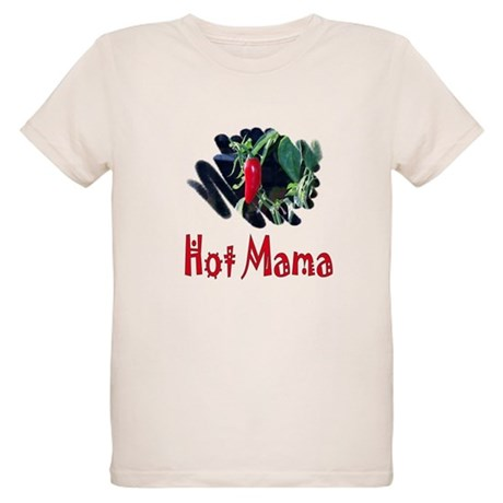 Hot Mama Organic Kids T-Shirt