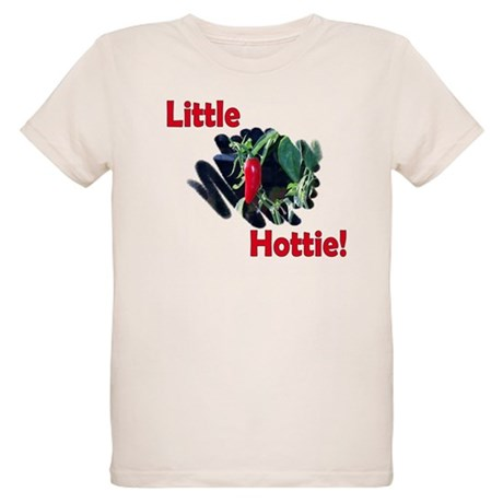 Little Hottie Organic Kids T-Shirt