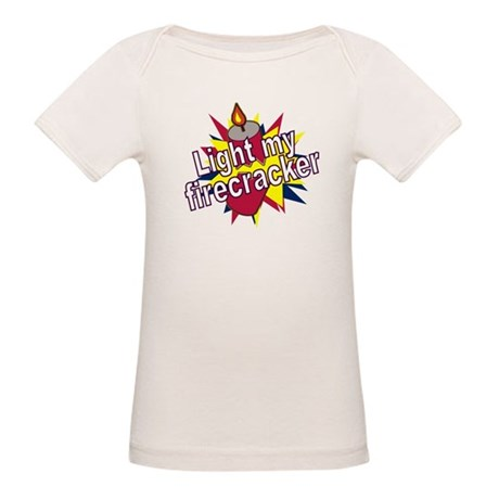 Light my Fire Organic Baby T-Shirt