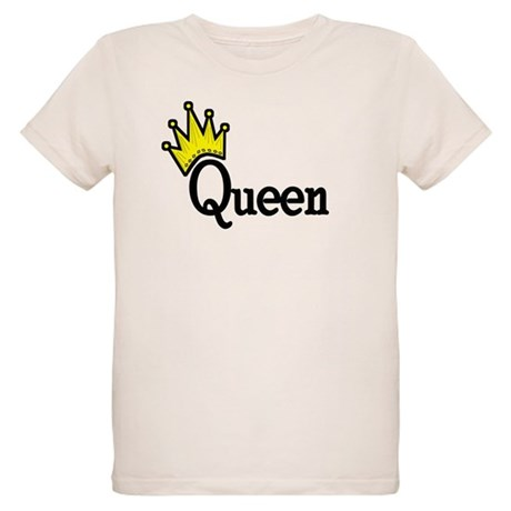 Queen Organic Kids T-Shirt