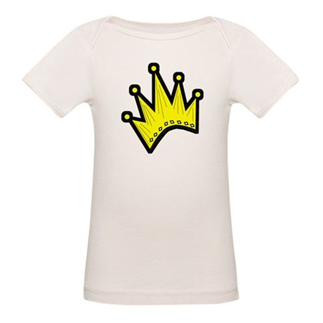 Gold Crown Organic Baby T-Shirt