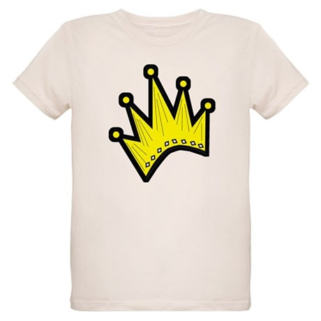 Gold Crown Organic Kids T-Shirt