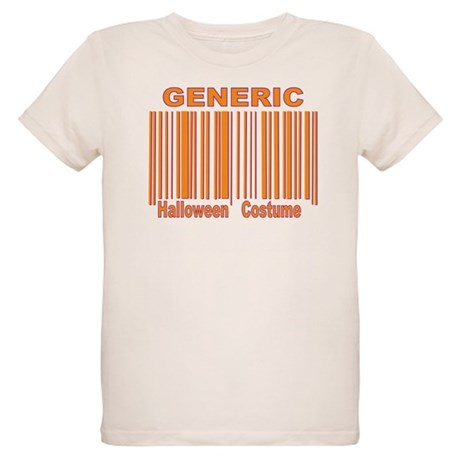 Generic Halloween Costume Organic Kids T-Shirt