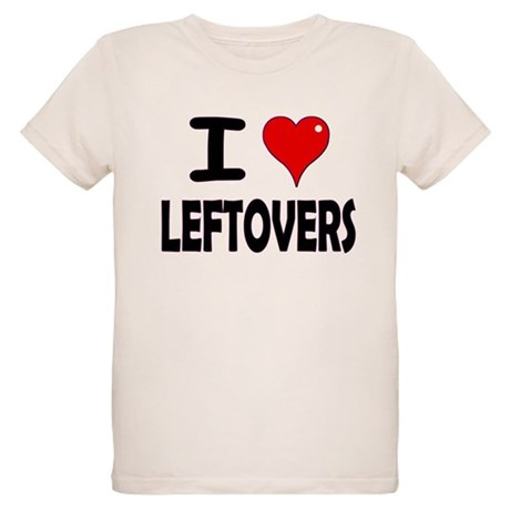 Thanksgiving Leftovers Organic Kids T-Shirt