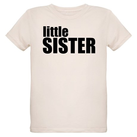 Little Sister Organic Kids T-Shirt