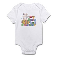 1st Easter Bunny Egg Infant Bodysuit