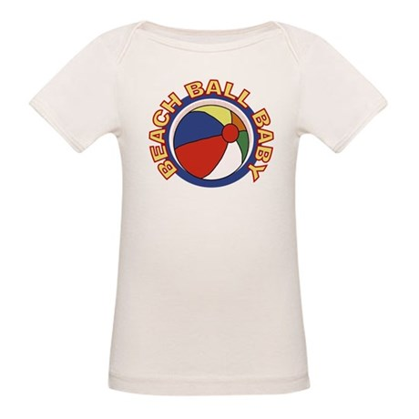 Beach Ball Baby Organic Baby T-Shirt