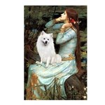 Ophelia / Eskimo Spitz #1 Postcards (Package of 8)