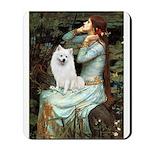 Ophelia / Eskimo Spitz #1 Mousepad