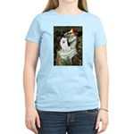 Ophelia / Eskimo Spitz #1 Women's Light T-Shirt
