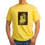 Ophelia / Eskimo Spitz #1 Yellow T-Shirt