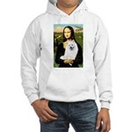 Mona / Eskimo Spitz #1 Hooded Sweatshirt
