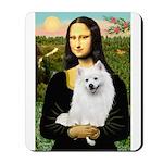 Mona / Eskimo Spitz #1 Mousepad