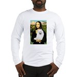 Mona / Eskimo Spitz #1 Long Sleeve T-Shirt