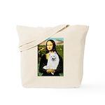 Mona / Eskimo Spitz #1 Tote Bag